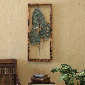 Penny Leaves Wall Decor by Urban Ladder - Design 1 - 329280