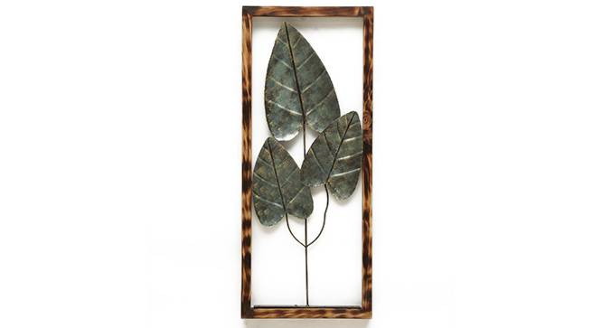 Penny Leaves Wall Decor by Urban Ladder - Front View Design 1 - 329281