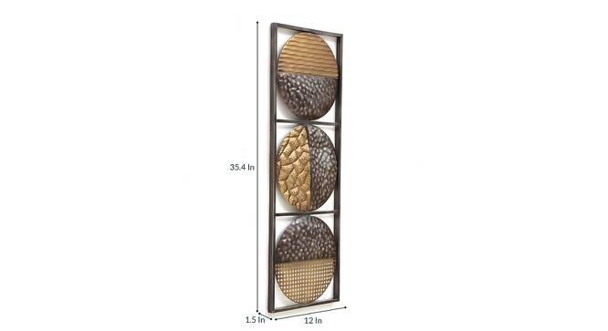 Willow Wall Decor by Urban Ladder - Cross View Design 1 - 329296
