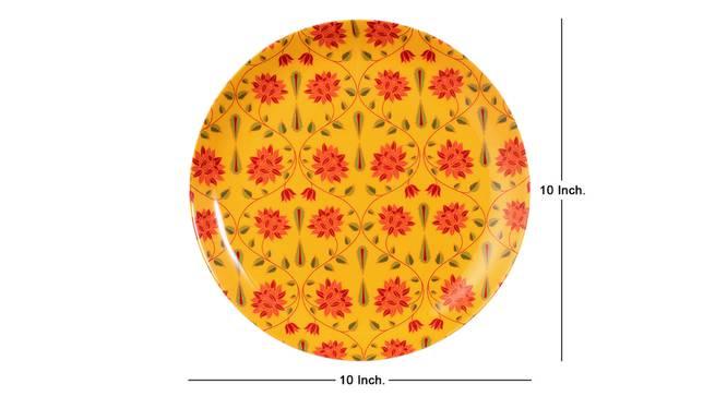 Babur Wall Plate by Urban Ladder - Cross View Design 1 - 329873