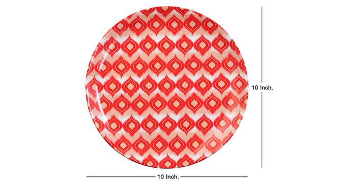 Rebozo Wall Plate by Urban Ladder - Cross View Design 1 - 330002