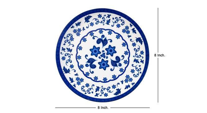 Daan Wall Plate by Urban Ladder - Cross View Design 1 - 330046