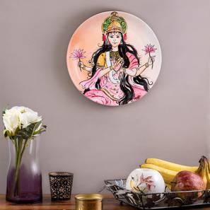 Lakshmi Wall Plate by Urban Ladder - Design 1 - 330077