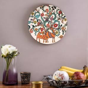 Madhubani Wall Plate by Urban Ladder - Design 1 - 330086