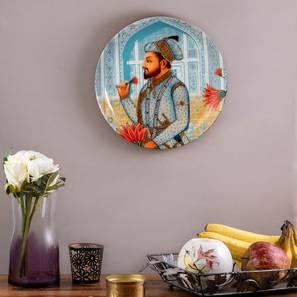 Shahzahan Wall Plate by Urban Ladder - Design 1 - 330263