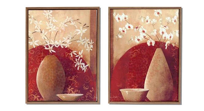 Manon Wall Decor-Set of 2 by Urban Ladder - Front View Design 1 - 330312