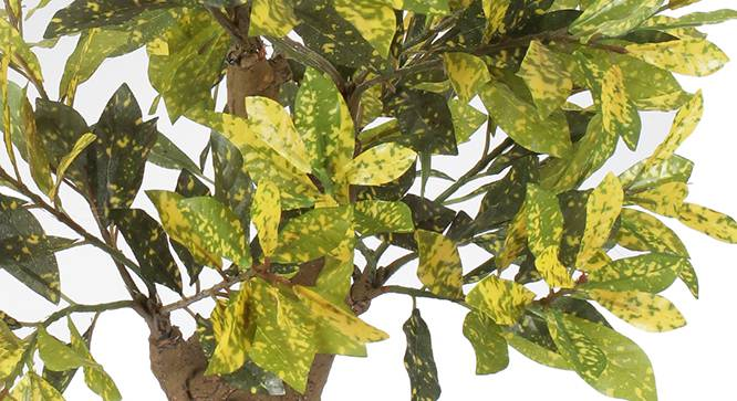 Altis Artificial Plant (Yellow) by Urban Ladder - Cross View Design 1 - 330456