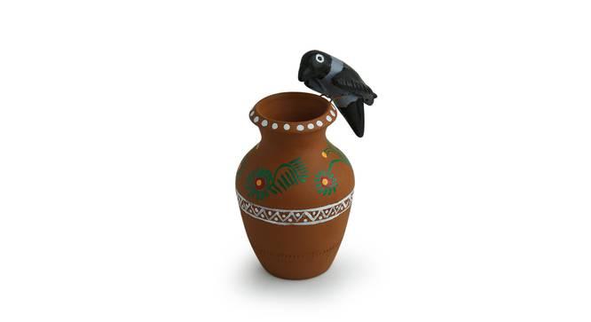 Monin Vase (Floor Vase Type) by Urban Ladder - Front View Design 1 - 330505