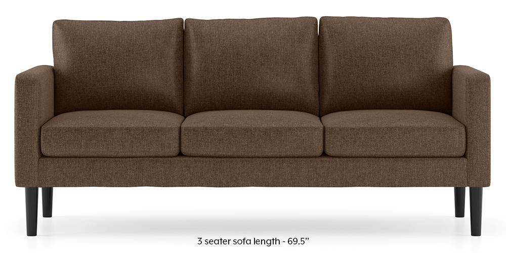 Liverpool Sofa (Mocha) by Urban Ladder - -