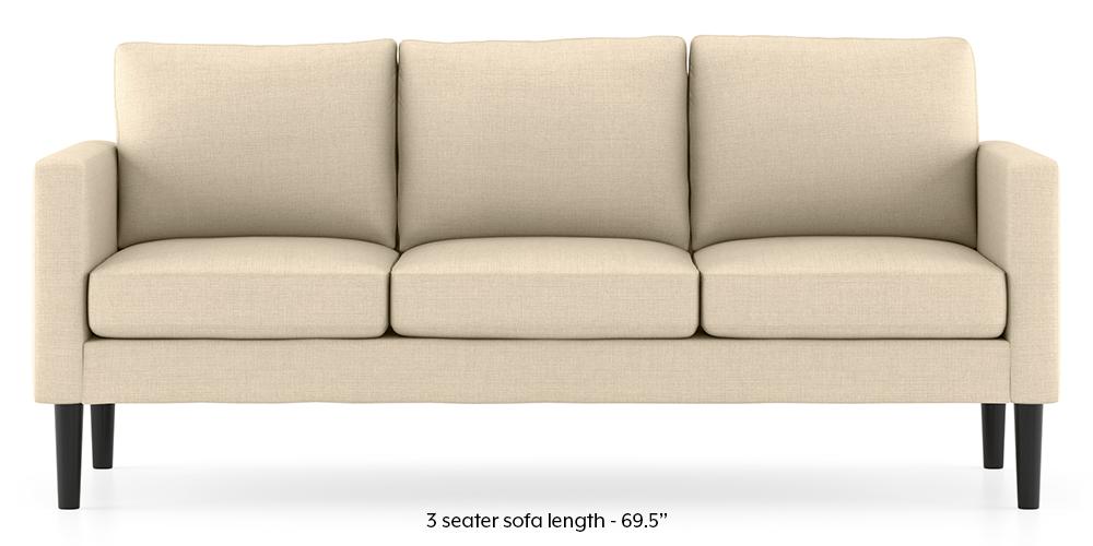Liverpool Sofa (Pearl) by Urban Ladder - -