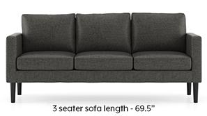 Liverpool Sofa (Steel)