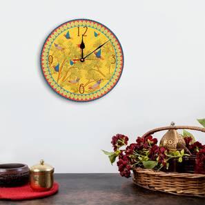 Gond wall clock lp