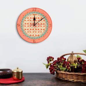 Babur wall clock lp