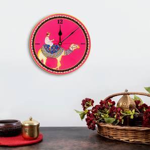 Kamel wall clock lp