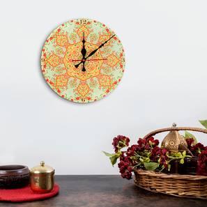 Ornate wall clock lp