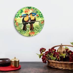 Toucan wall clock lp