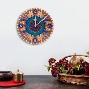 Sylvan wall clock lp