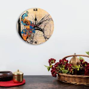 Pauw wall clock lp