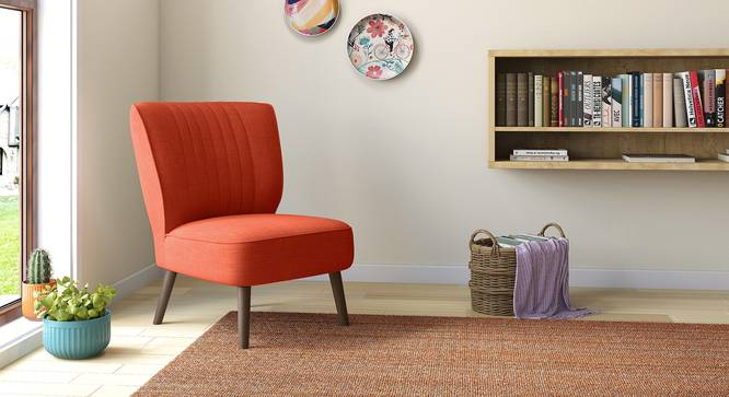 Grace Accent Chair (Lava) by Urban Ladder - Full View Design 1 - 331250