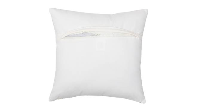 """Virgule Cushion Cover (Grey, 41 x 41 cm  (16"""" X 16"""") Cushion Size) by Urban Ladder - Front View Design 1 - 331565"""
