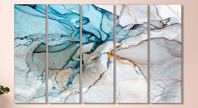 Twink Wall Art (White) by Urban Ladder - Design 1 Details - 331783