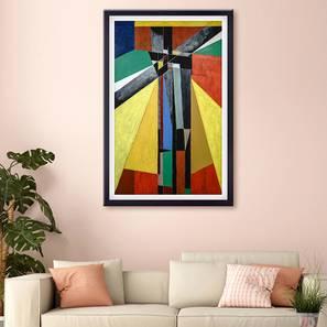 Chiffon wall art lp