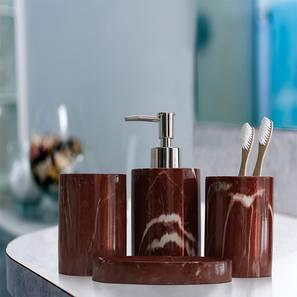 Baptiste  bath accessories set lp