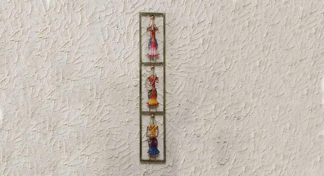 Deguil Wall Art by Urban Ladder - Design 1 Half View - 332919
