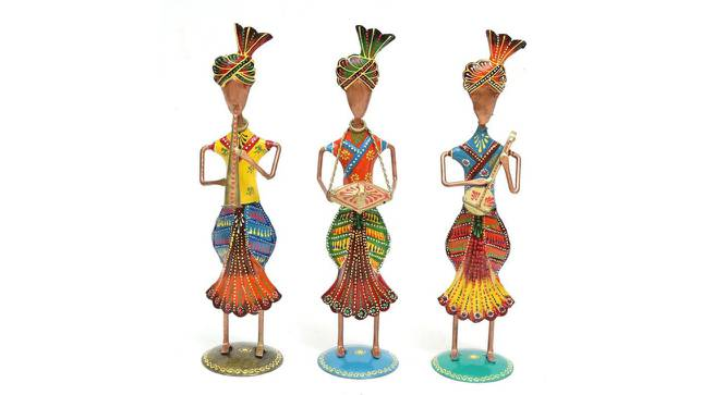 Guille Figurine Set of 3 by Urban Ladder - Front View Design 1 - 332990