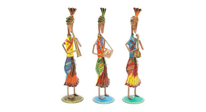 Guille Figurine Set of 3 by Urban Ladder - Cross View Design 1 - 332991