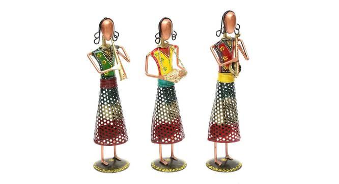 Stina Figurine Set of 3 by Urban Ladder - Cross View Design 1 - 333193