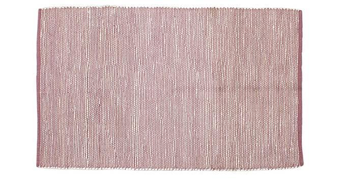 Mahogany Floor Mat (Purple) by Urban Ladder - Front View Design 1 - 333245