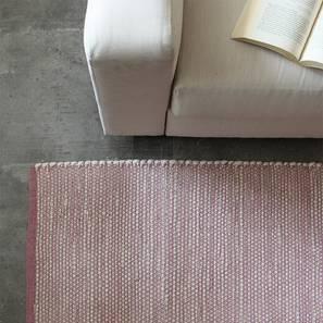 Ocean Floor Mat (Purple) by Urban Ladder - Front View Design 1 - 333258
