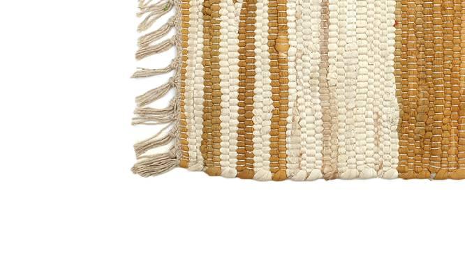 Ocean Floor Mat (Beige) by Urban Ladder - Design 1 Close View - 333265
