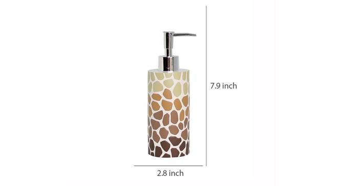 Anwar Soap Dispenser by Urban Ladder - Design 1 Dimension - 333374