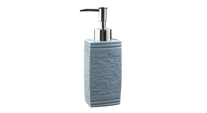 Julia Soap Dispenser (Blue) by Urban Ladder - Front View Design 1 - 333412