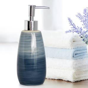 Lea soap dispenser grey lp