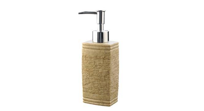 Kiera Soap Dispenser (Gold) by Urban Ladder - Front View Design 1 - 333461
