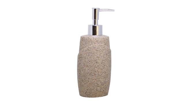 Ruby Soap Dispenser (Beige) by Urban Ladder - Front View Design 1 - 333650