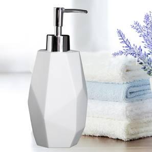 Wyatt soap dispenser grey lp