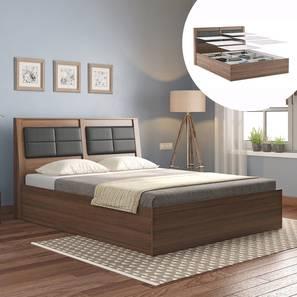 Pico bed classic walnut lp