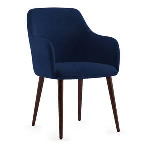 Owen Lounge Chair (Midnight Blue) by Urban Ladder - Design 1 - 333755