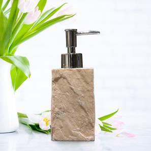 Gunnar soap dispenser beige lp