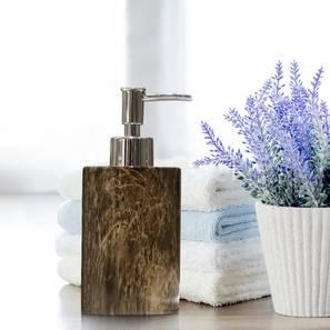 Iker soap dispenser brown lp