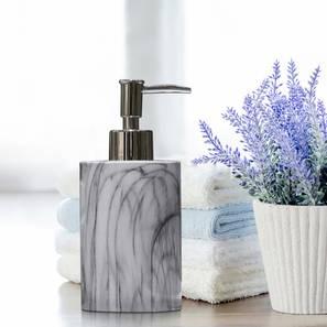 Isa soap dispenser grey lp