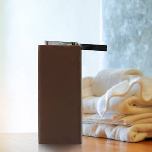 Magnus soap dispenser brown lp