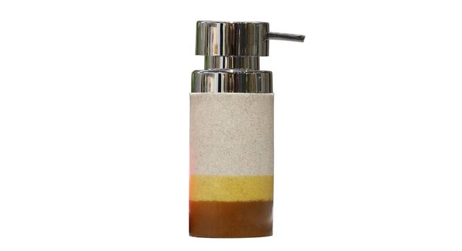 Malo Soap Dispenser (Yellow) by Urban Ladder - Front View Design 1 - 333913