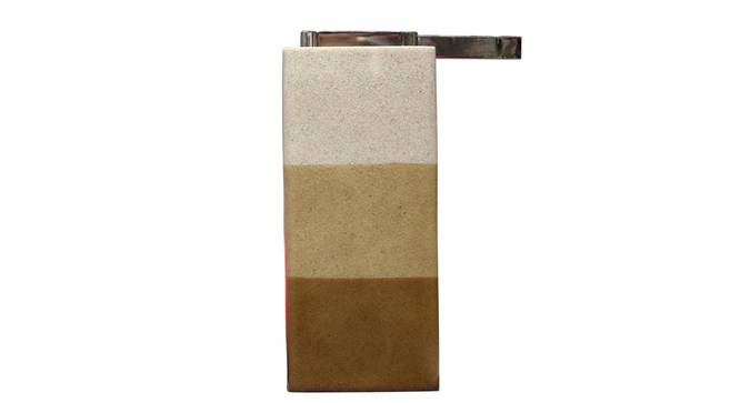 Massimo Soap Dispenser (Brown) by Urban Ladder - Front View Design 1 - 333917
