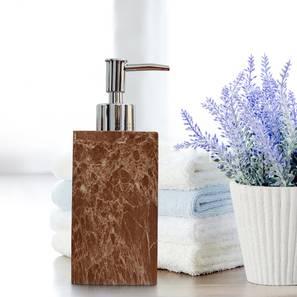 Radek soap dispenser brown lp