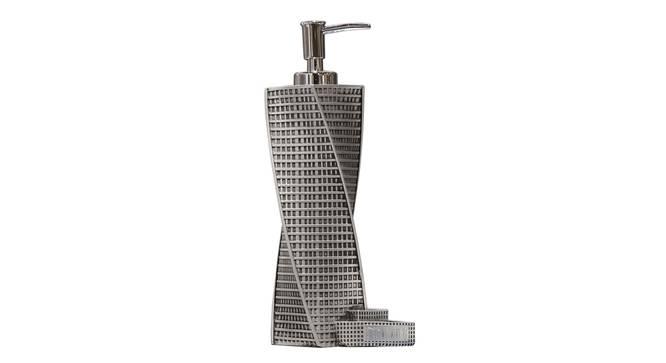 Nikolai Soap Dispenser (Grey) by Urban Ladder - Front View Design 1 - 333957